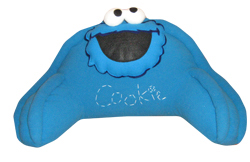 Jay franco bed rest cookie monster