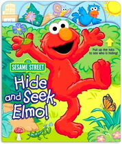 Hide and Seek, Elmo!