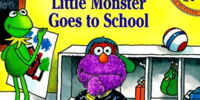 Little Monster Goes to School