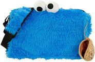 United labels 2016 bag cookie monster