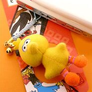Sanrio 2008 mascot big bird