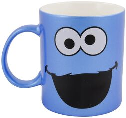 United labels 2016 mug cookie monster
