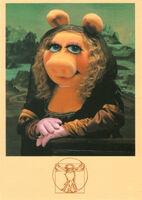MonaPiggaPostcard