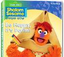 Be Happy, It's Purim!