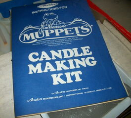 Avalon 1977 candle making kit 2