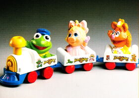 Muppet babyland 1987 ideal