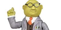 Dr. Bunsen Honeydew Action Figure