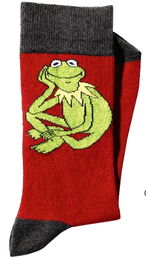 Littlewoods socks kermit 2
