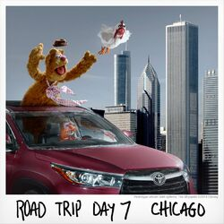 Toyota road trip day 7