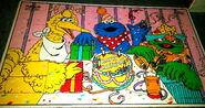 Playskool 1982 birthday party puzzle