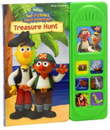 Bert and Ernie's Great Adventures: Treasure Hunt