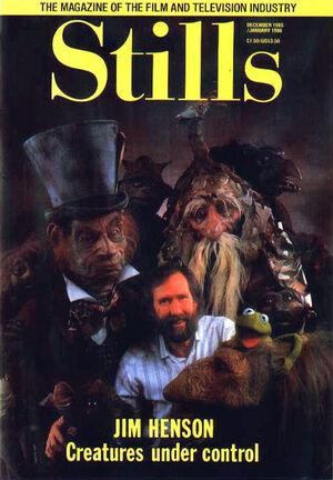 Stills magazine