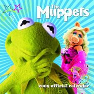 The Muppets 2009 Calendar