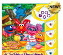 Upcoming Sesame Street storybooks
