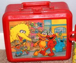 Furryarmslunchbox