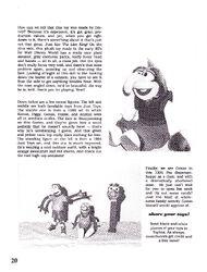 Muppetzine 11 p20