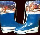 Muppet boots (Keds)