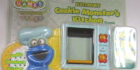Sesame Street electronic games (Fisher-Price)