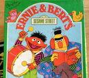 Ernie & Bert's Colorforms Playtime