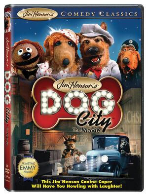 Dog city NTSC DVD
