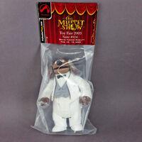 White tux rowlf bag 1