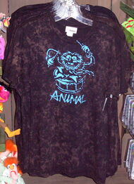 Animal shirt disneyland 2010