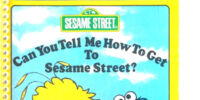 Can You Tell Me How to Get to Sesame Street? (Talk 'n Play)