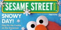Sesame Street Magazine (Feb 2003)