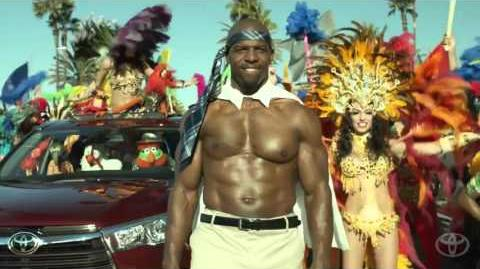 Big Game Teaser feat. Terry Crews 2014 Toyota Highlander