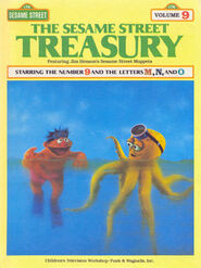 The Sesame Street Treasury Volume 9