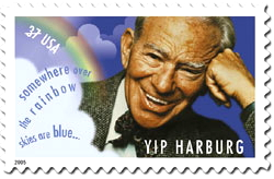 Yipharburgstamp