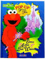 Elmo & the Lost Wand