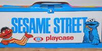 Sesame Street Playcase