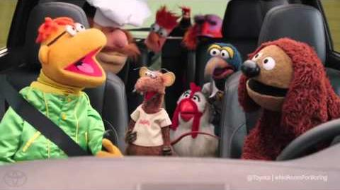 """That Game"" Starring the Muppets 2014 Toyota Highlander"