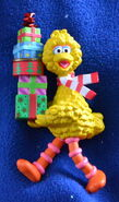 Carlton cards christmas ornament big bird's busy day