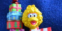 Sesame Street Christmas ornaments (American Greetings)