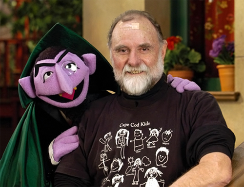 Jerry Nelson and the Count