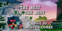 Episode 105: The Best of the Best / Where No Fraggle Has Gone Before