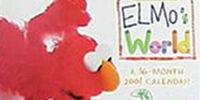 Elmo's World Calendar 2001
