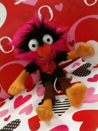 Just play 2013 valentine's animal small plush