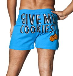 Mjc international 2011 winter cookie monster boxers 2
