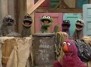 Four Grouches Named Moe and Oscar
