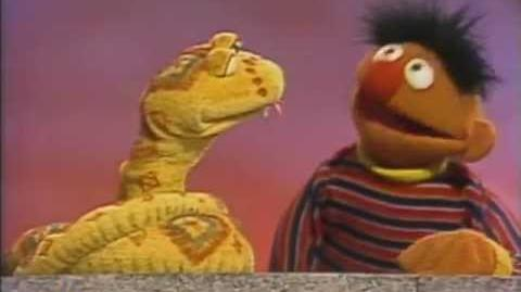 "Sesame Street Ernie Sings ""Do What I Do"""