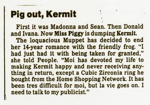 Boston Globe May 1990