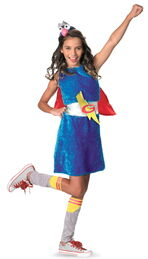 Disguise 2012 teen female super grover