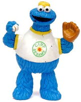 Tara toy bendy cookie monster