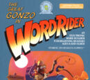 The Great Gonzo in WordRider