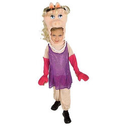 Miss Pigy kids Costume