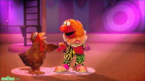 "Sesame Street Elmo The Musical - ""Keep on Clucking"""