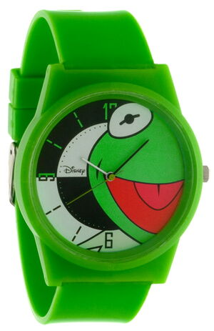 Flud watch kermit